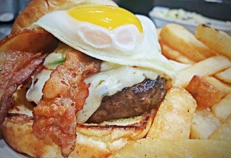 Irish Nobleman's Best Burger Chicago