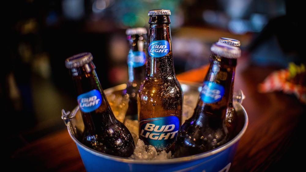 bud light bucket special