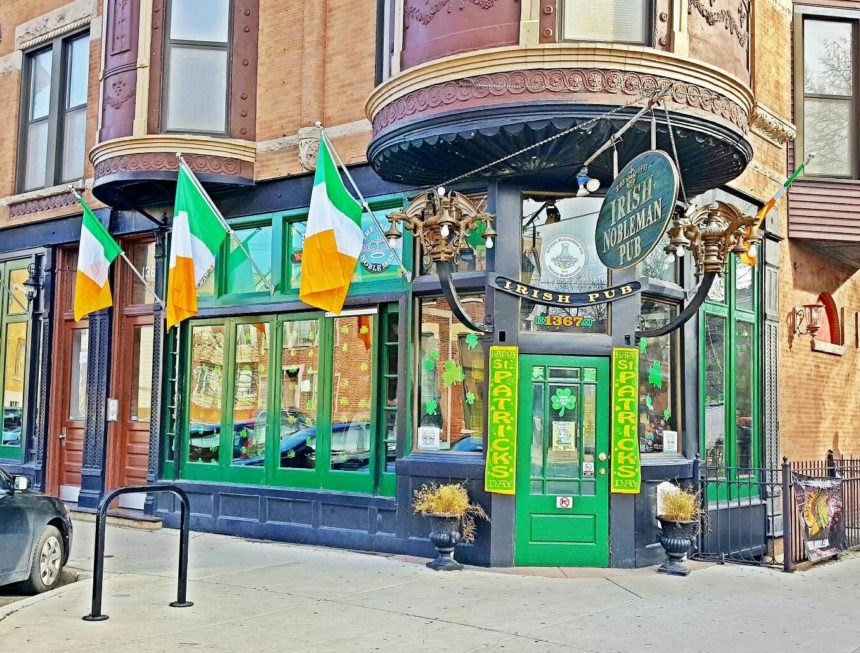 St. Patrick's Day Irish Nobleman Chicago