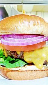 Chicago Burger Contest